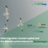 How migration, human capital and the labour market interact in Montenegro